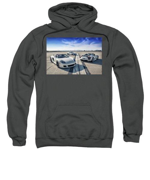 #porsche #carreragt,  #918spyder,  #cayman #gt4 Sweatshirt