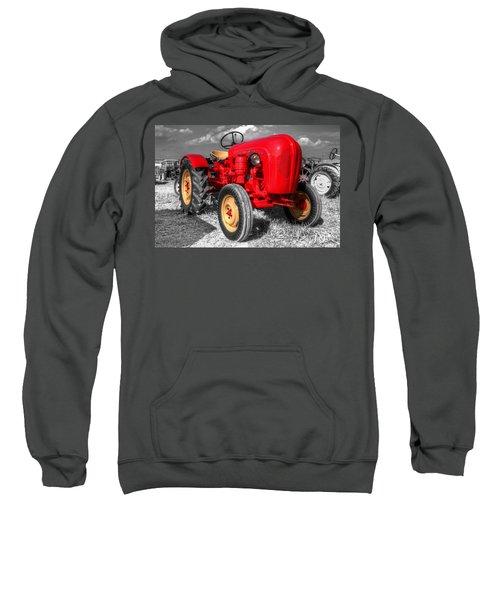 Porsche Tractor Sweatshirt