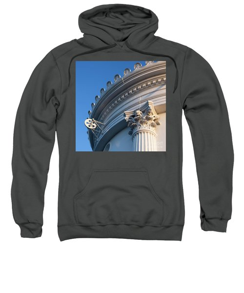 Portland Breakwater Light  -58750 Sweatshirt