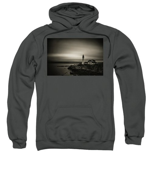 Portland Head Light 3 Sweatshirt