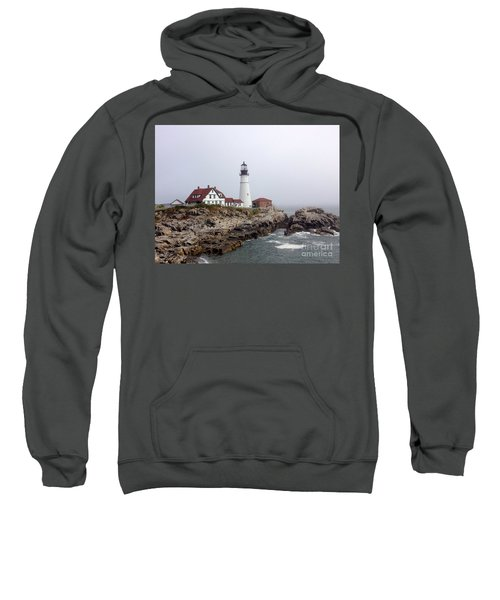 Portland Head Light Sweatshirt