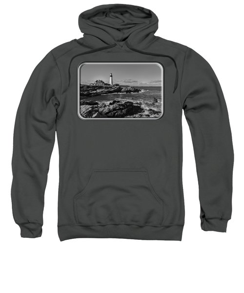 Portland Head Light No.34 Sweatshirt by Mark Myhaver