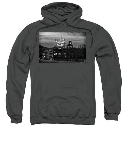 Portland Signs Sweatshirt