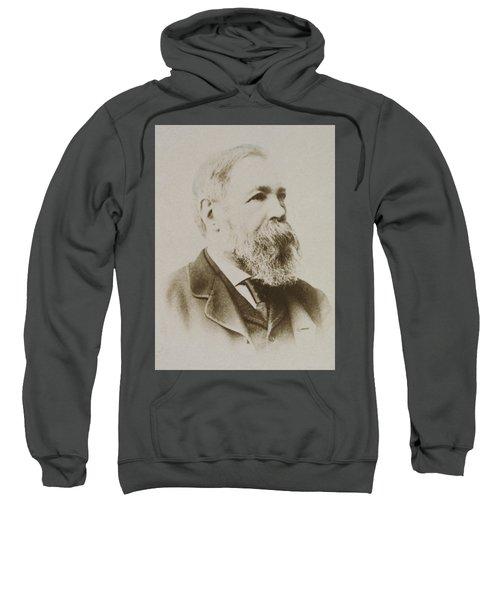 Portrait Of Friedrich Engels Sweatshirt