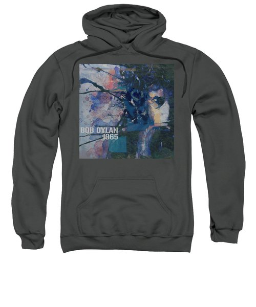 Positively 4th Street Sweatshirt by Paul Lovering