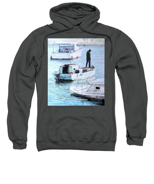 Potter's Cay Blues Sweatshirt