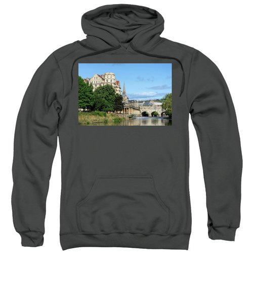 Poulteney Bridge Bath 1 Sweatshirt