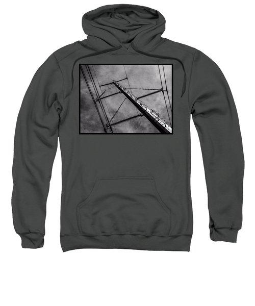 Power Line Sky Sweatshirt