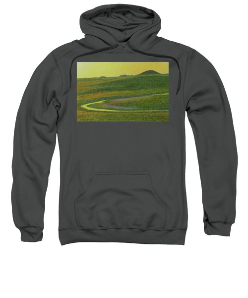 Prairie Creek Sunset Sweatshirt