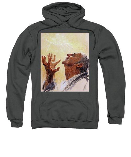 Praise. I Will Praise Him  Sweatshirt
