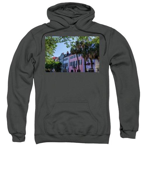 Presenting Rainbow Row  Sweatshirt