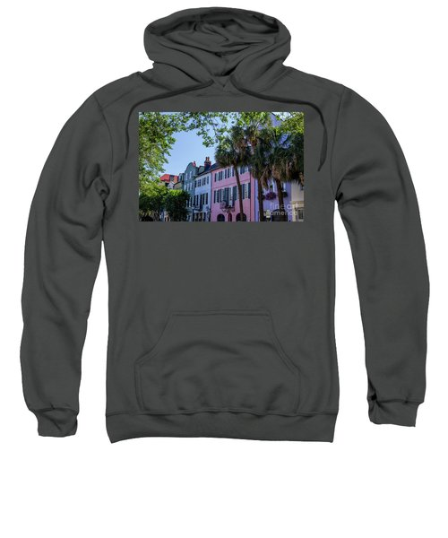 Presenting Rainbow Row  Sweatshirt