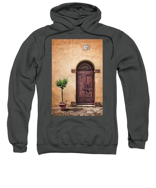Presently In The Past Sweatshirt