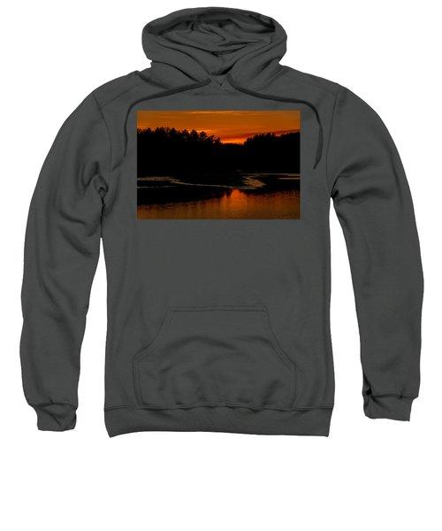 Presumpscot Sunset No.101 Sweatshirt
