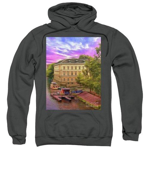 Pretty On The River - Prague Sweatshirt