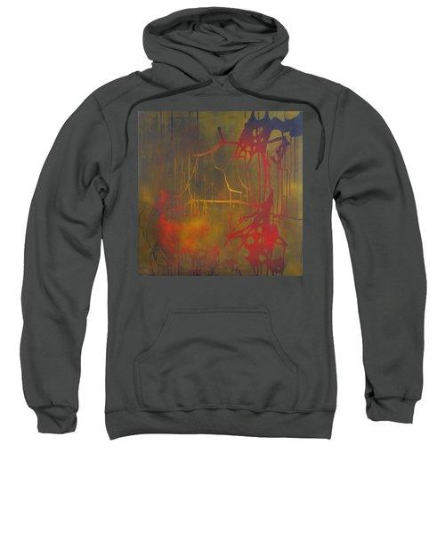 Pretty Violence On A Screen Door Sweatshirt