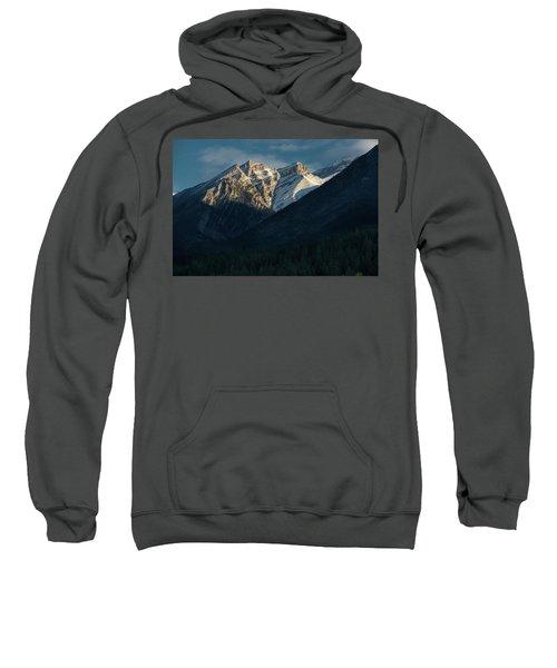 Princess Margaret Mountain Canmore Alberta Canada Sweatshirt