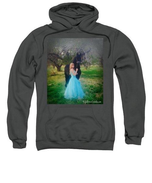 Princess' Stallion Sweatshirt