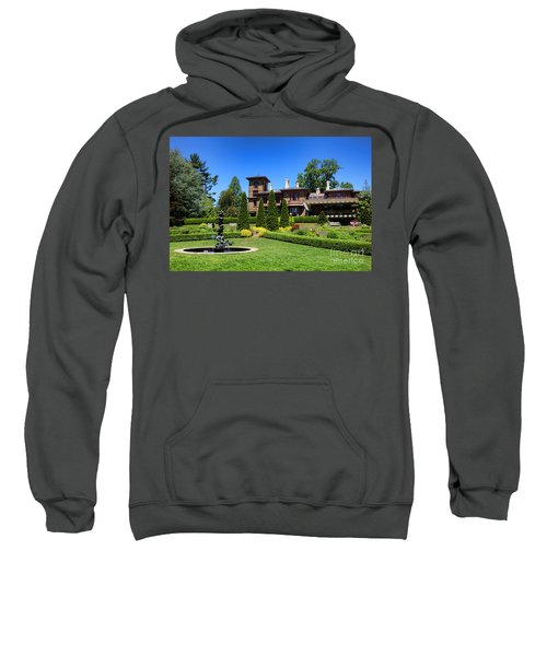 Princeton University Prospect Gardens And House Sweatshirt