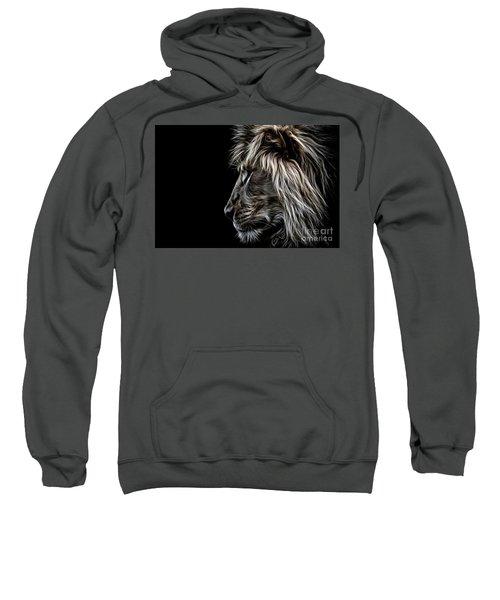 Profile Of A King Sweatshirt