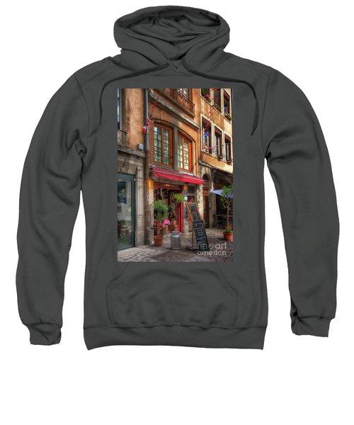 French Cafe Sweatshirt