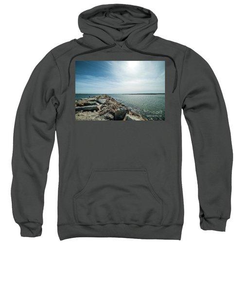 Provincetown Breakwater Sweatshirt