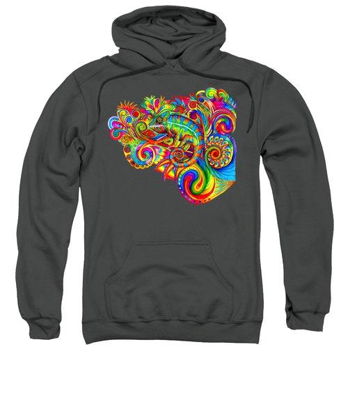 Psychedelizard Sweatshirt
