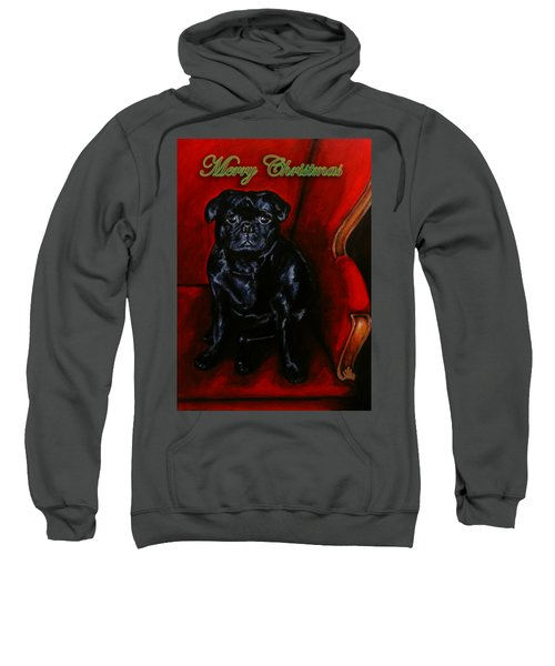 Puggsley Christmas Sweatshirt