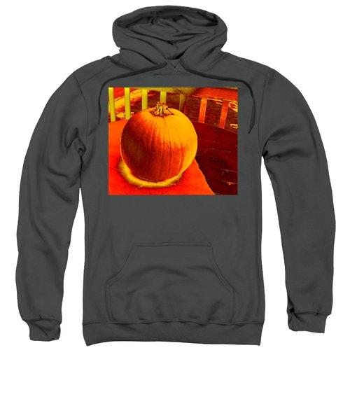 Pumpkin #4 Sweatshirt