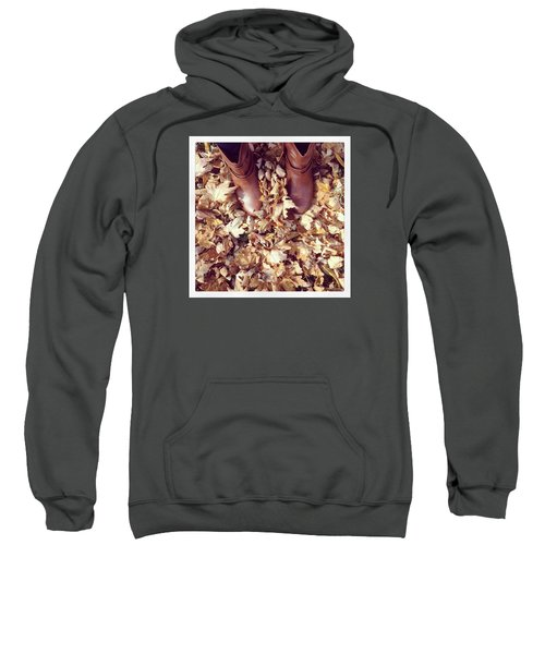 Pumpkin Flavored Everything Sweatshirt