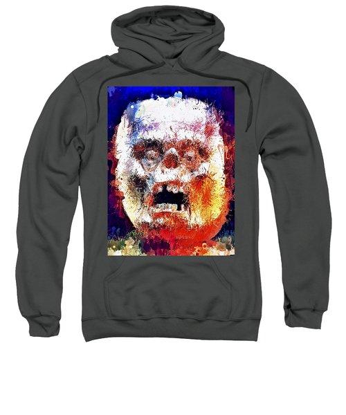 Pumpkin Scream Sweatshirt