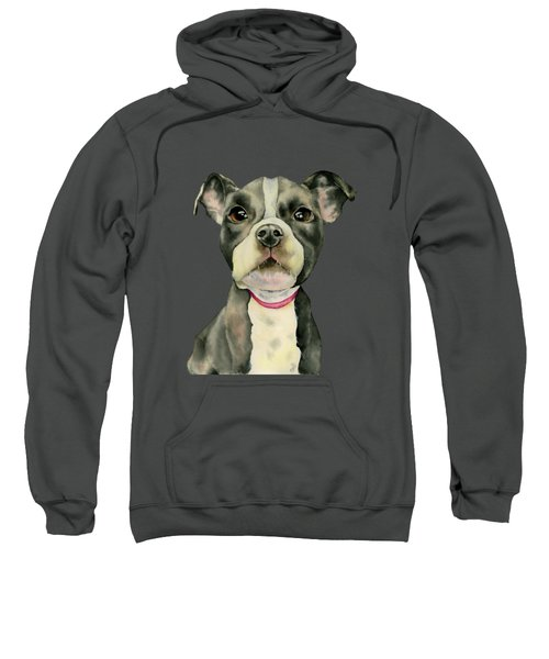 Puppy Eyes Sweatshirt