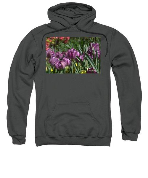 Purple Bliss Sweatshirt