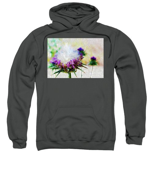 Purple Chaparral  Sweatshirt