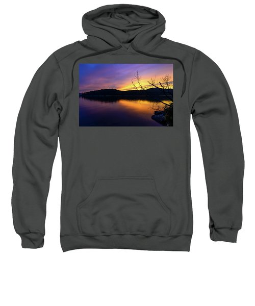 Purple Lake Sweatshirt