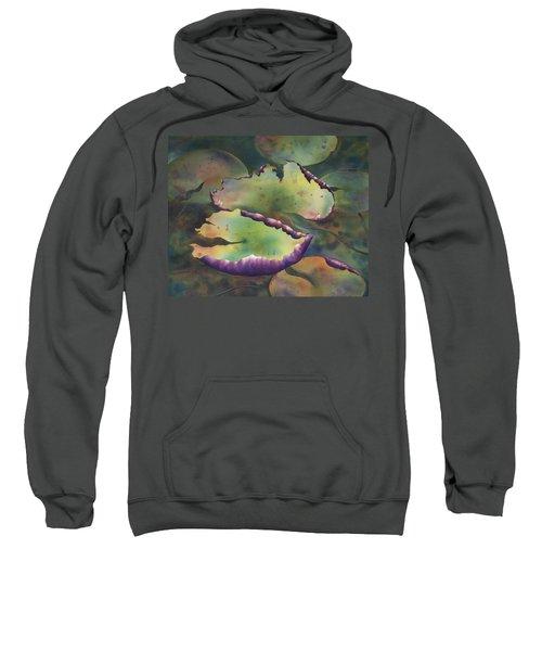 Purple Linings I Sweatshirt
