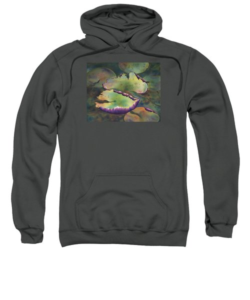 Purple Linings I Sweatshirt