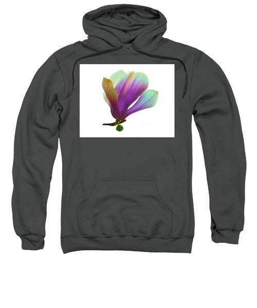 Purple Magnolia Sweatshirt