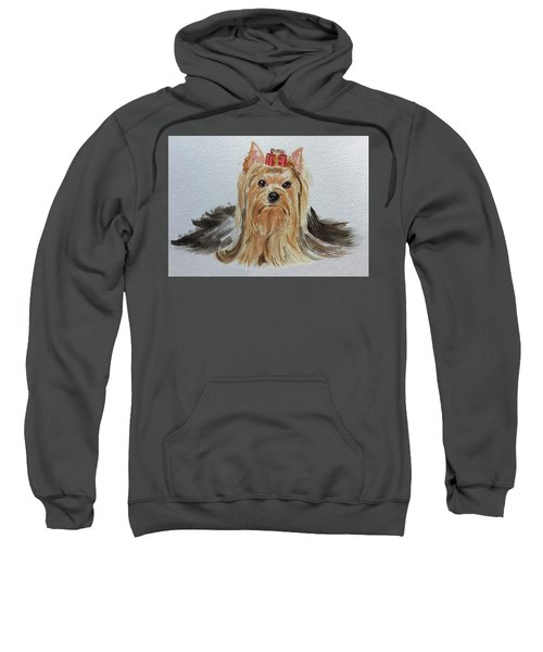 Put A Bow On It Sweatshirt