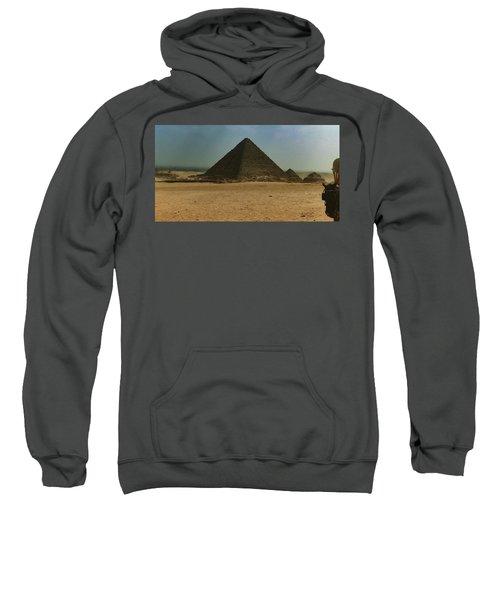 Pyramids Of Egypt Sweatshirt