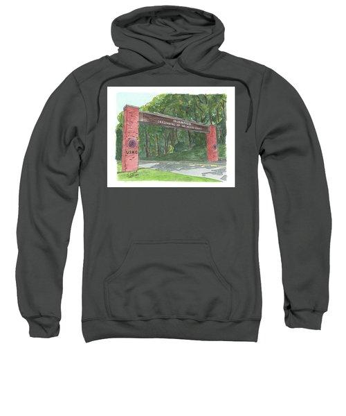 Quantico Welcome Sweatshirt