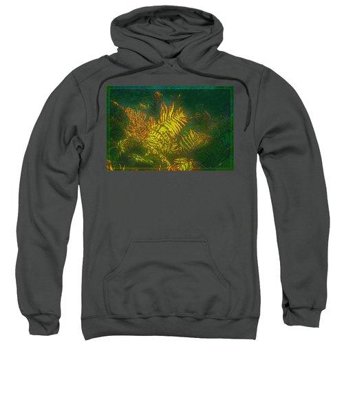 Quantum Fern.... Sweatshirt