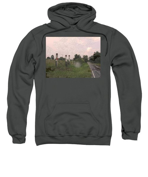 Queen Anne Road Sweatshirt