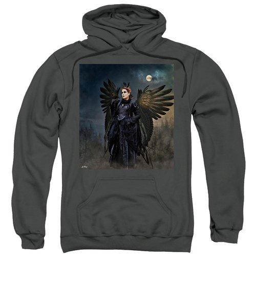 Queen Raven Sweatshirt