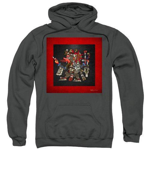 Quetzalcoatl - Codex Borgia Sweatshirt