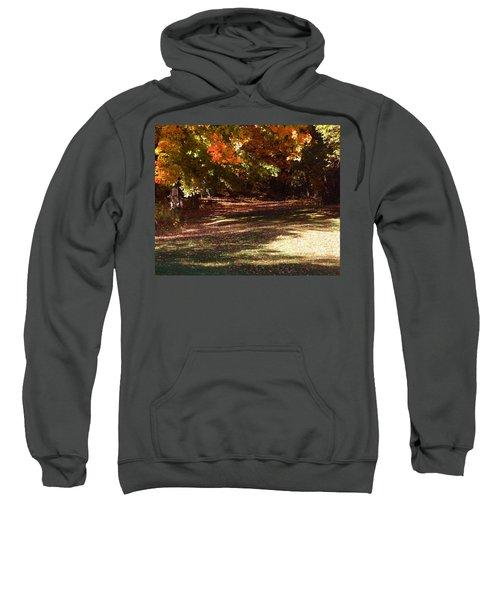 Quiet Picnic Place Sweatshirt