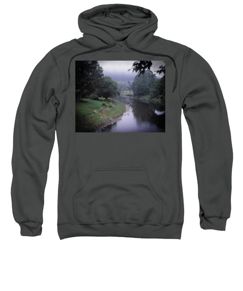 Quiet Stream- Woodstock, Vermont Sweatshirt