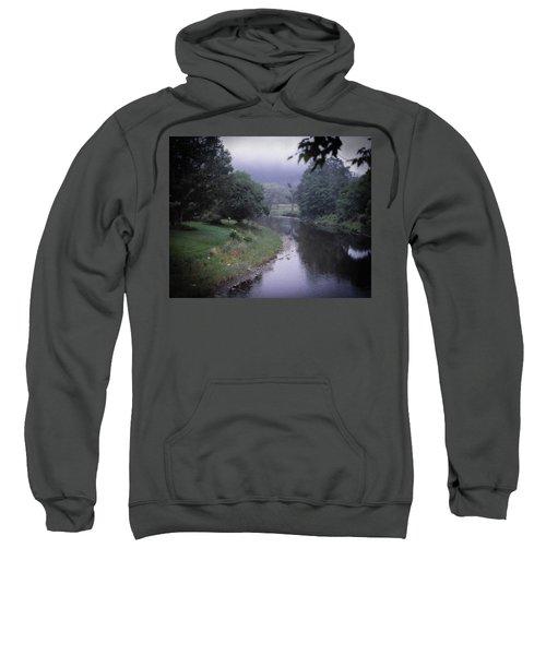 Quiet Stream- Woodstock, Vermont Sweatshirt
