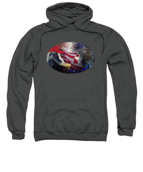 Quit Raining On My Parade Tweet Tweet Sweatshirt