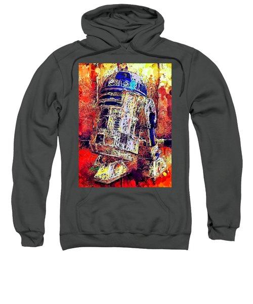 R2 - D2 Sweatshirt